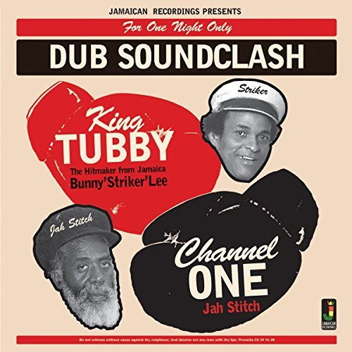 King Tubby Vs. Channel One Dub Soundclash Lp
