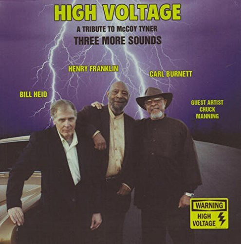 Three More Sounds High Voltage A Tribute To Mc