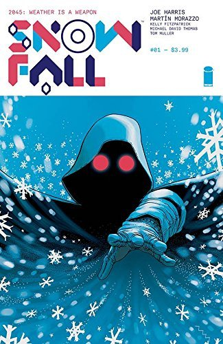Comic Book Snow Fall