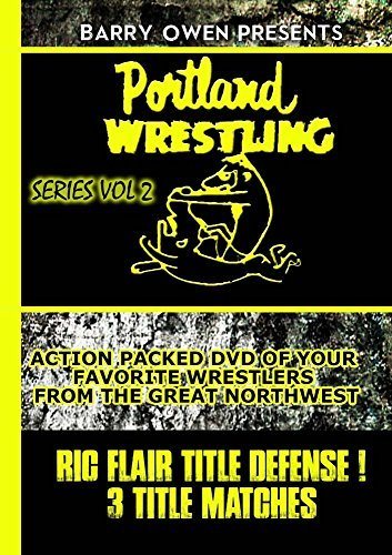 Barry Owen Presents Best Of Portland Wrestling Volume 2 DVD