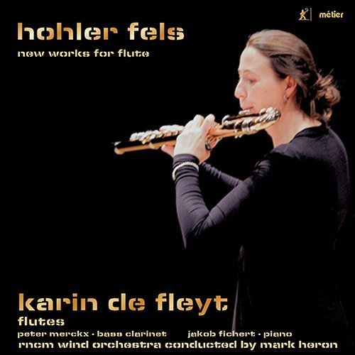 Fox Gehlhaar Fleyt Merck New Works For Flute