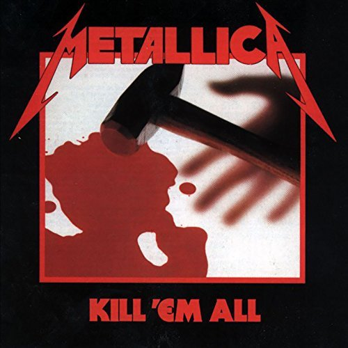 Metallica Kill 'em All (remastered) (deluxe Boxset) 4lp 5cd 1dvd W Book Mini Book And Poster Set