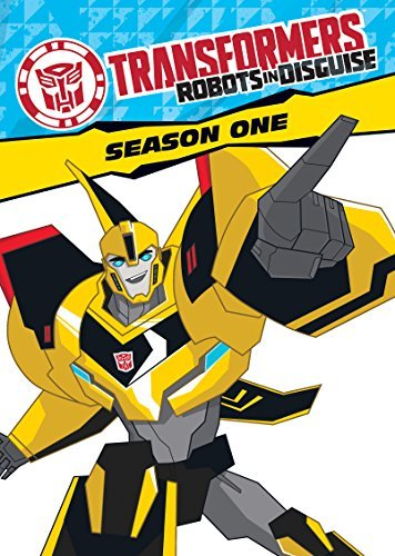 Transformers Robots In Disguise Season 1 DVD