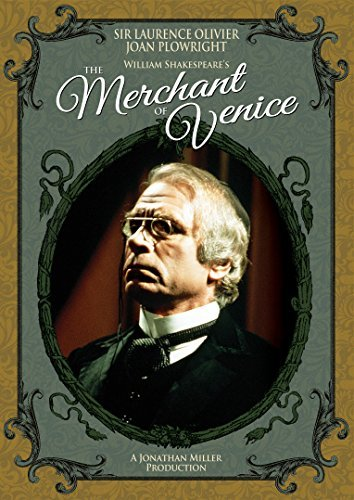 Merchant Of Venice (1973) Olivier Plowright DVD Nr