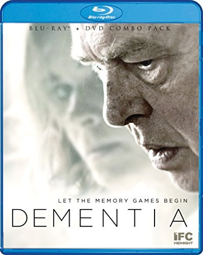 Dementia Jones Harrison Blu Ray DVD Nr
