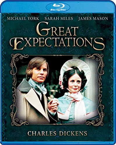 Great Expectations (1974) York Miles Mason Ackland Blu Ray Nr