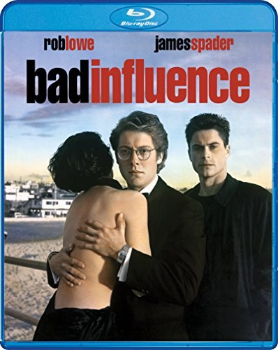 Bad Influence Lowe Spader Blu Ray R