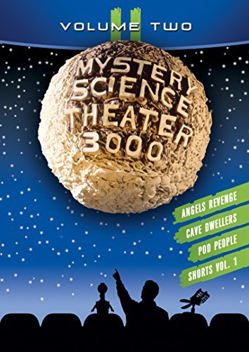 Mystery Science Theater 3000 Volume 2 DVD