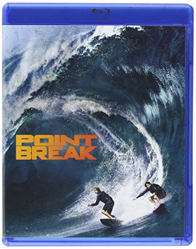 Point Break (2015) Ramirez Bracey Winstone Blu Ray DVD Dc Pg13
