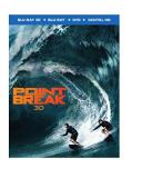 Point Break (2015) Ramirez Bracey Winstone 3d Blu Ray DVD Dc Pg13