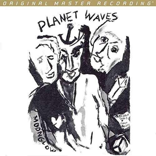 Bob Dylan Planet Waves