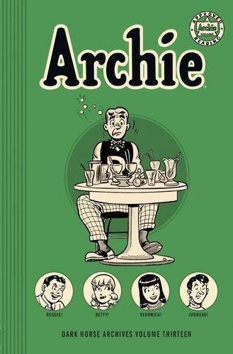 Ray Gill Archie Archives Volume 13