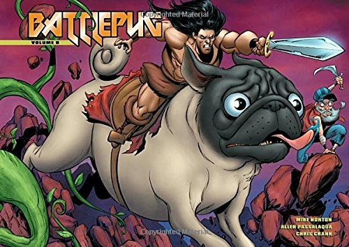 Mike Norton Battlepug Volume 5 The Paws Of War