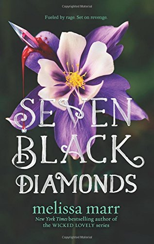 Melissa Marr Seven Black Diamonds