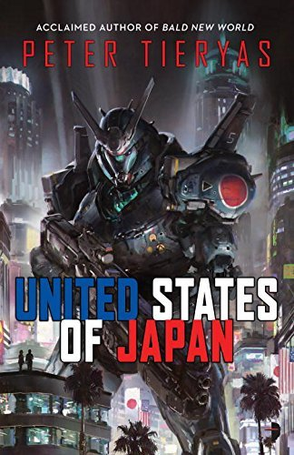 Peter Tieryas United States Of Japan