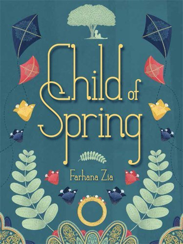 Farhana Zia Child Of Spring