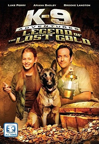 K 9 Adventures Legend Of The Lost Gold Langton Perry DVD Nr