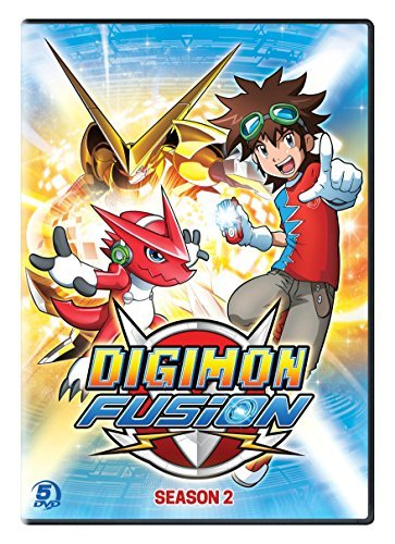 Digimon Fusion Season 2 DVD