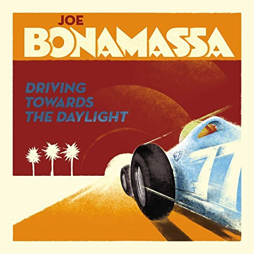 Joe Bonamassa Driving Towards The Daylight 2xlp 180 Gram Black Vinyl