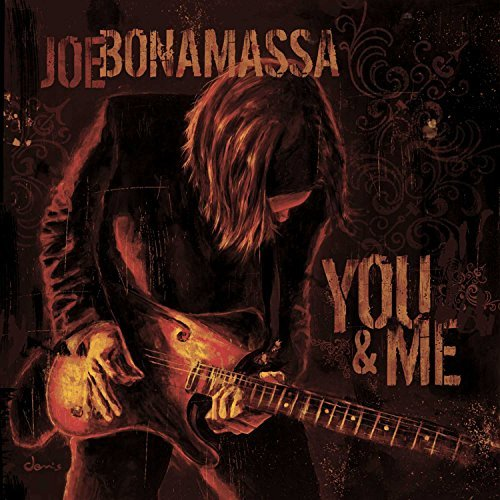 Joe Bonamassa You & Me 2xlp 180 Gram Black Vinyl