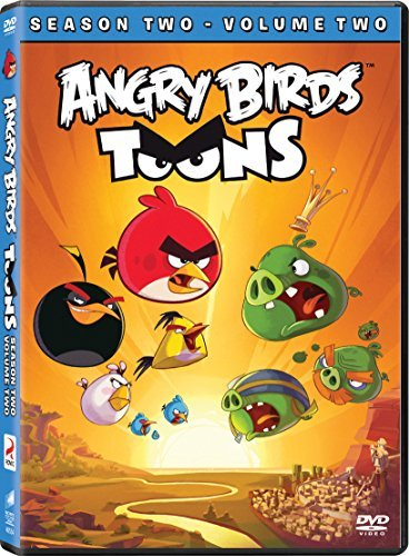 Angry Birds Toons Season 2 DVD