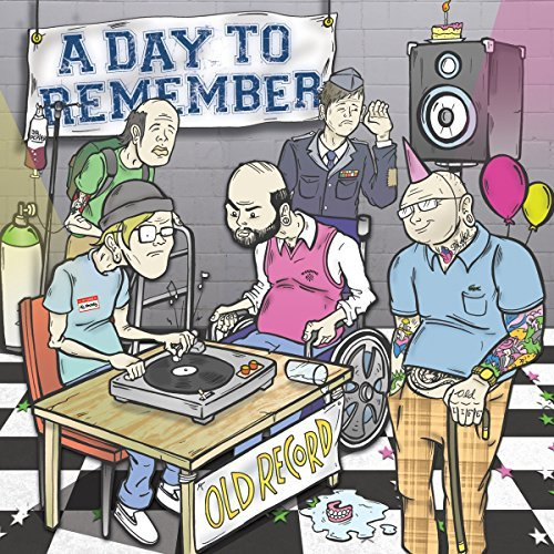 Day To Remember Old Record