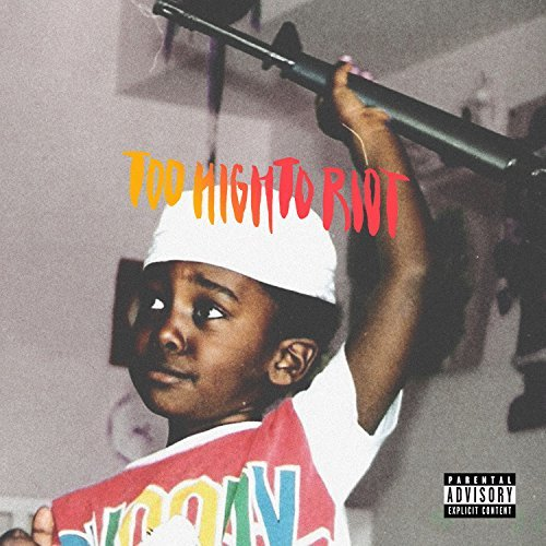 Bas Too High To Riot Explicit Version