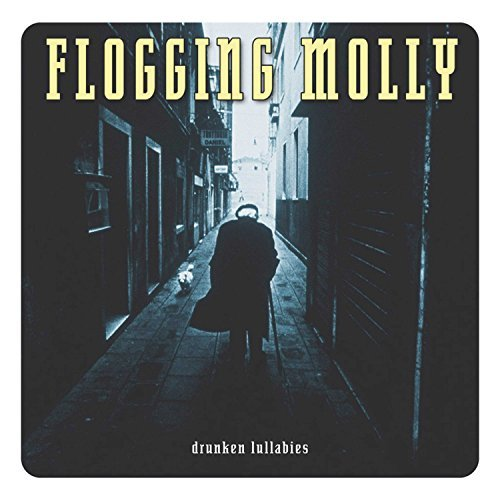 Flogging Molly Drunken Lullabies (translucent Red Vinyl) 20 Year Anniv. Ed. Translucent Red Vinyl
