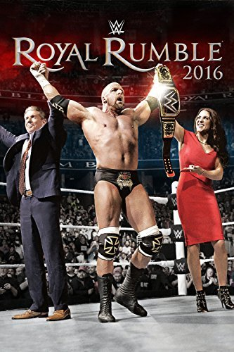 Wwe Royal Rumble 2016 Blu Ray