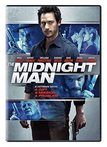 Midnight Man Kemp Jones DVD Nr