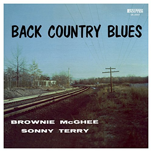 Brownie Mcghee Back Country Blues 1947 55 Sa