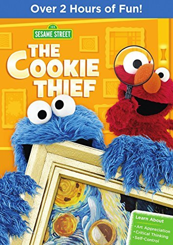 Sesame Street Cookie Thief DVD