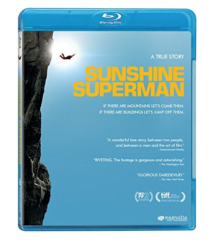 Sunshine Superman Carl Boenish Blu Ray Nr