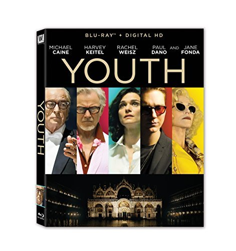 Youth Caine Keitel Weisz Blu Ray Dc R
