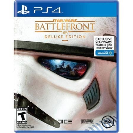 Ps4 Star Wars Battlefront [deluxe Edition]