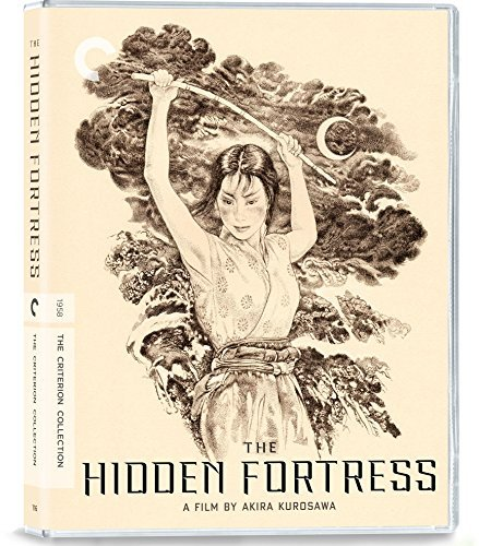 Hidden Fortress Hidden Fortress DVD Criterion