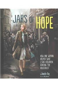 Jennifer Roy Jars Of Hope How One Woman Helped Save 2 500 Children During T