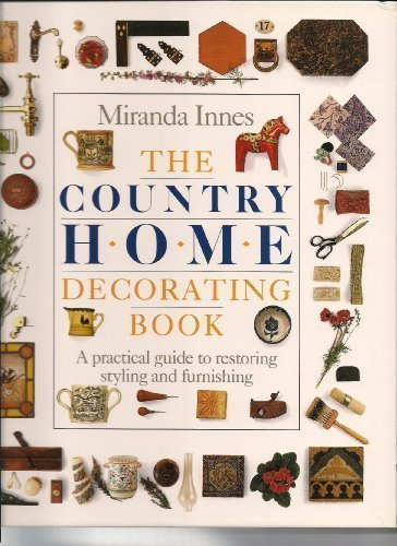 Miranda Innes Country Home Decorating Book