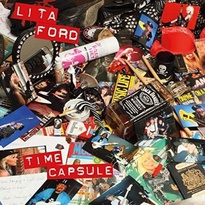 Lita Ford Time Capsule