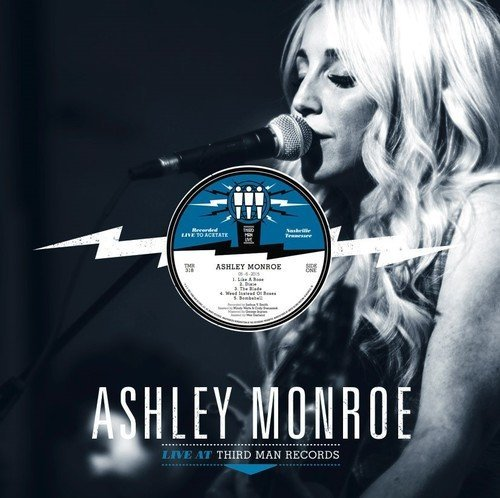 Ashley Monroe Live At Third Man