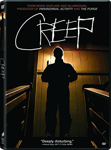 Creep Brice Duplass DVD R