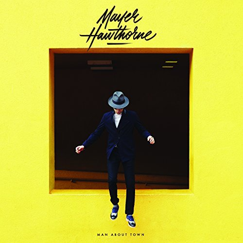 Mayer Hawthorne Man About Town
