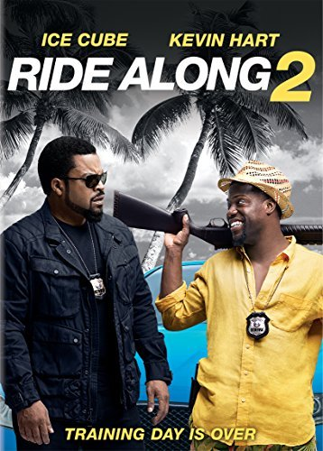 Ride Along 2 Ice Cube Hart DVD Pg13