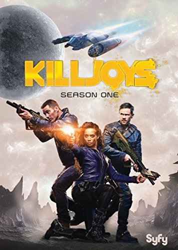 Killjoys Season 1 DVD