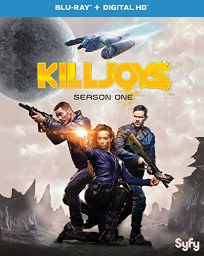 Killjoys Season 1 Blu Ray
