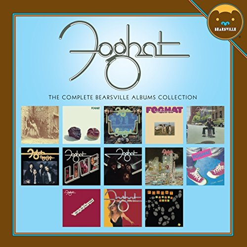 Foghat Complete Bearsville Albums Col