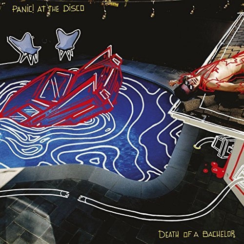 Panic! At The Disco Death Of A Bachelor Vinyl W Digital Download