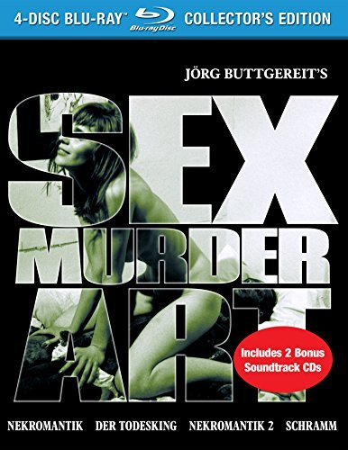 Sex Murder Art The Films Of Jorg Buttgereit Sex Murder Art The Films Of Jorg Buttgereit Blu Ray Nr