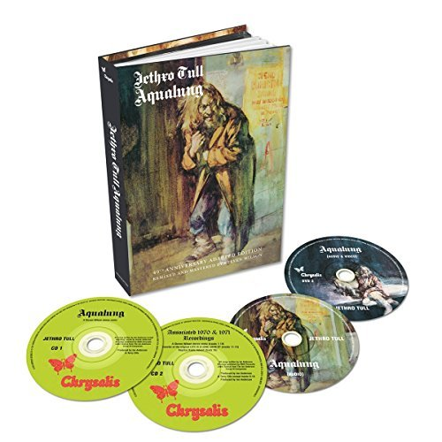 Jethro Tull Aqualung (2cd 2dvd)