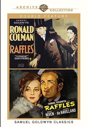 Raffles Double Feature Raffles Double Feature DVD Mod This Item Is Made On Demand Could Take 2 3 Weeks For Delivery